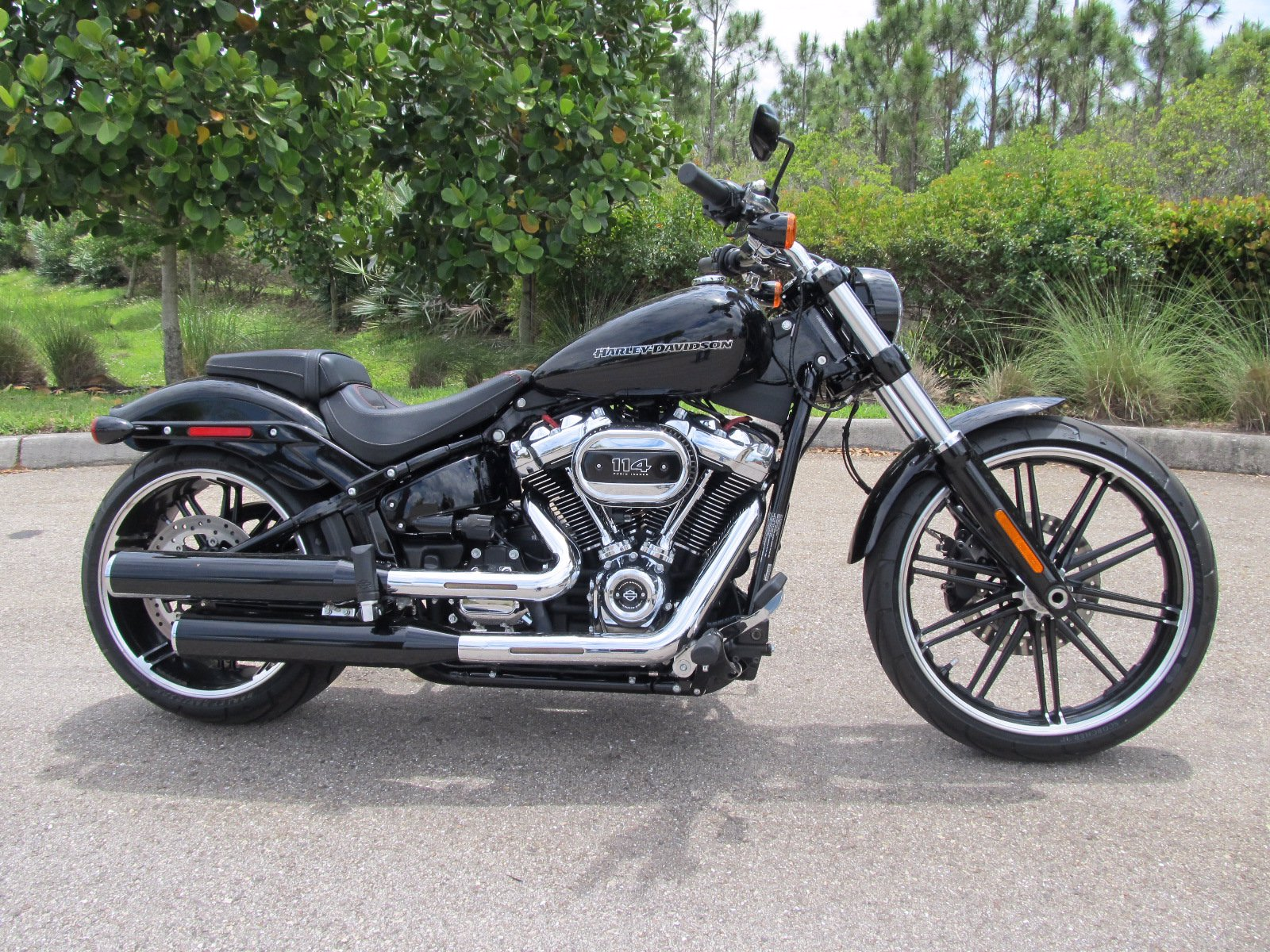 Pre-Owned 2019 Harley-Davidson Softail Breakout 114 FXBRS ...