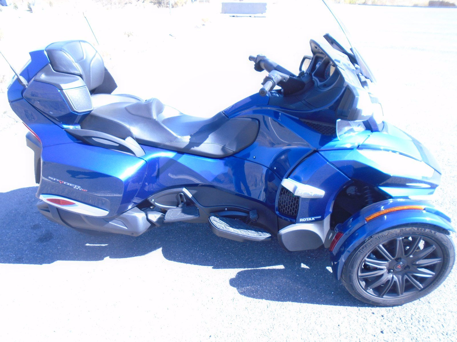 Pre-Owned 2017 Can-Am Spyder RT