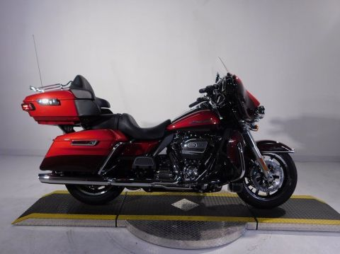 New 2018 Harley-Davidson Ultra Limited FLHTK