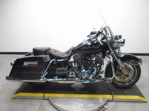 Pre-Owned 2013 Harley-Davidson Road King FLHR