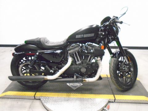 Pre-Owned 2017 Harley-Davidson Sportster Roadster XL1200CX