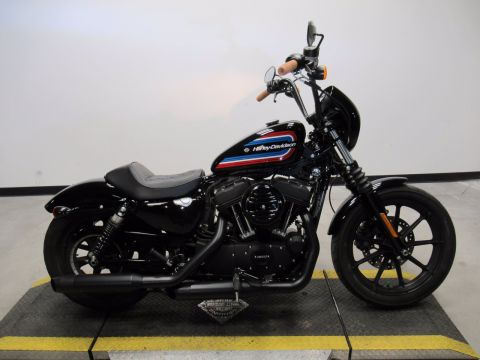 Pre-Owned 2020 Harley-Davidson Sportster Iron 1200 XL1200NS