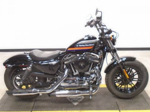 Pre-Owned 2018 Harley-Davidson Sportster Forty-Eight Special XL1200XS