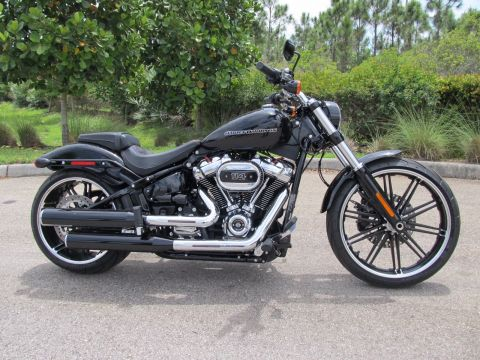 Pre-Owned 2019 Harley-Davidson Softail Breakout 114 FXBRS