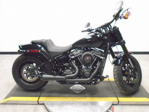 New 2018 Harley-Davidson Fat Bob FXDF