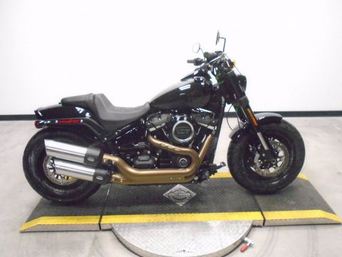 Pre-Owned 2019 Harley-Davidson Softail Fat Bob FXFB