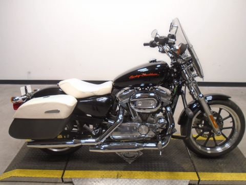 Pre-Owned 2013 Harley-Davidson Sportster 883 Superlow XL883L