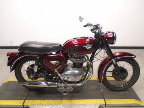 Pre-Owned 1963 BSA A65 650