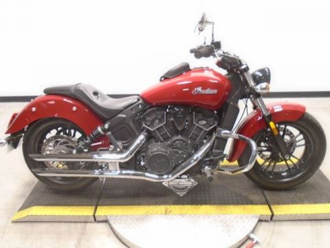 Pre-Owned 2017 Indian Scout Sixty