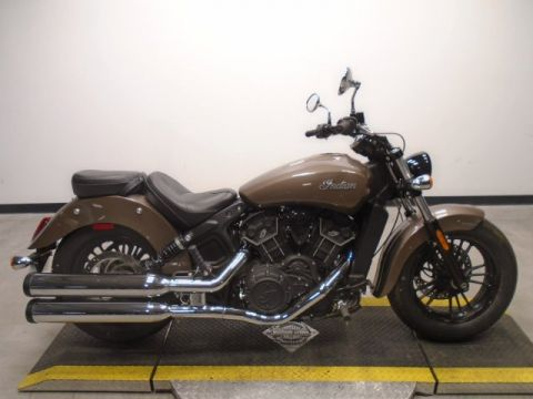Pre-Owned 2018 Indian Scout Sixty