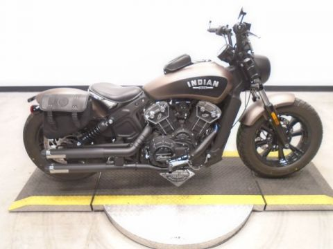 Pre-Owned 2018 Indian Scout Bobber