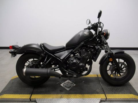 Pre-Owned 2019 Honda REBEL CMX500A