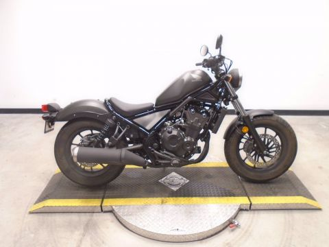 Pre-Owned 2019 Honda CMX500A REBEL (ABS)